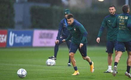 Italia-Moldova, Stephan El Shaarawy (Getty images) da Corriere.it