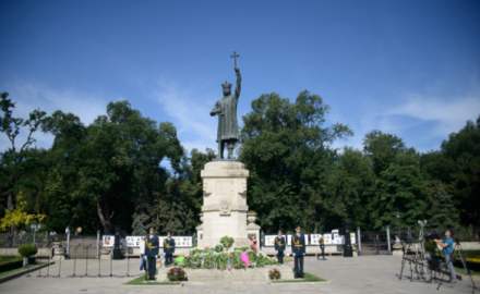 Festa patronale a Chisinau